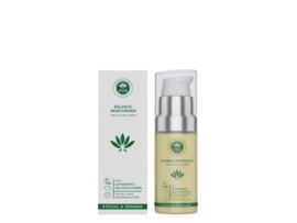 PHB Ethical Beauty : Balance Moisturiser 30ml - Vegan - Biologisch - Halal