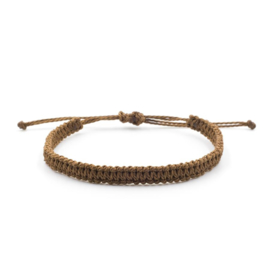 Evig Grön Tree bracelet Brown