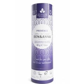 Ben & Anna : Deodorant Provence 60 Gram - Biologisch - Vegan - Plasticvrij