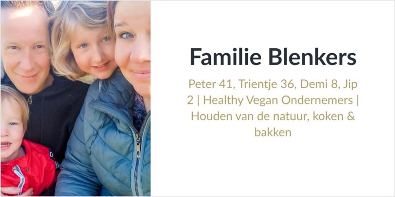 Familie Blenkers : Duurzaam leven met kinderen