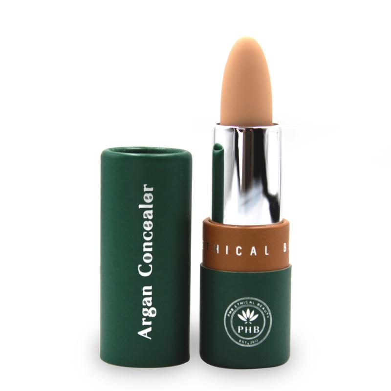 PHB Ethical Beauty : Argan Cream Concealer Stick - Fair 10 gram - Vegan - Biologisch - Halal