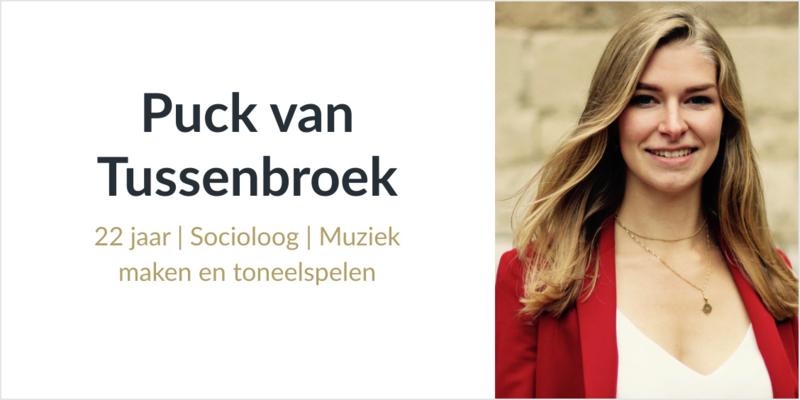 Puck van Tussenbroek: Veganisme biedt (geen) troost