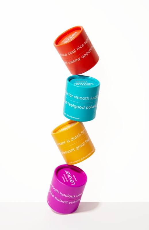 The Lekker Company : Deodorant Crème Pepermunt & Rozemarijn 30ml - Biologisch - Vegan - Plasticvrij