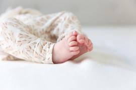 Newborn mutsje olijftakjes