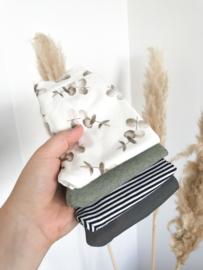 Broekje eucalyptus beige