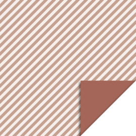 Verzendzakjes streepjes - 5 stuks