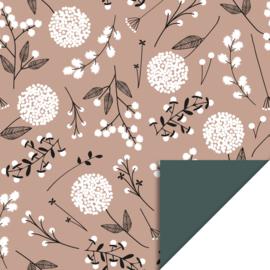 Verzendzakjes bloemen - 5 stuks