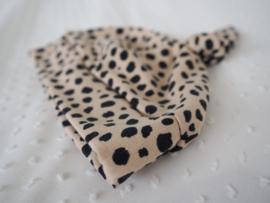 Newborn mutsje leopard dots
