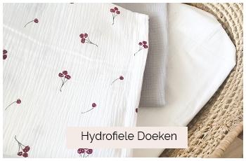 Hydrofiele doeken swaddles