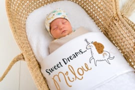 Baby deken Unicorn Dream