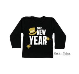 Shirt Mr. New year