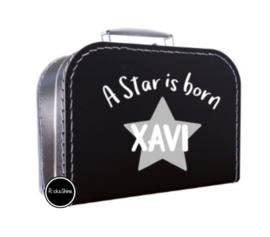 Koffertje a star is born