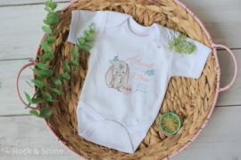 Romper konijntje geboorte gegevens