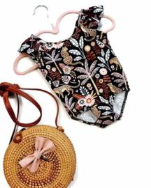 Handmade Palmtrees badpak
