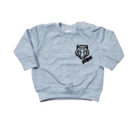 Sweater Tiger met naam