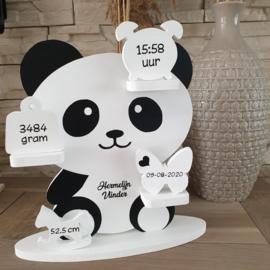 Panda deco set