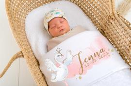 Baby deken Zwanen Prinses