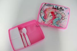 Lunchbox XL Mermaid
