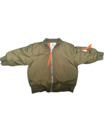 Bomber jas- Army green