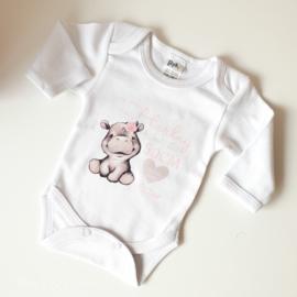 Romper nijlpaardje geboorte gegevens