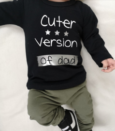 Shirt Cuter version of dad
