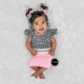 Jurkje Leopard Pink summer