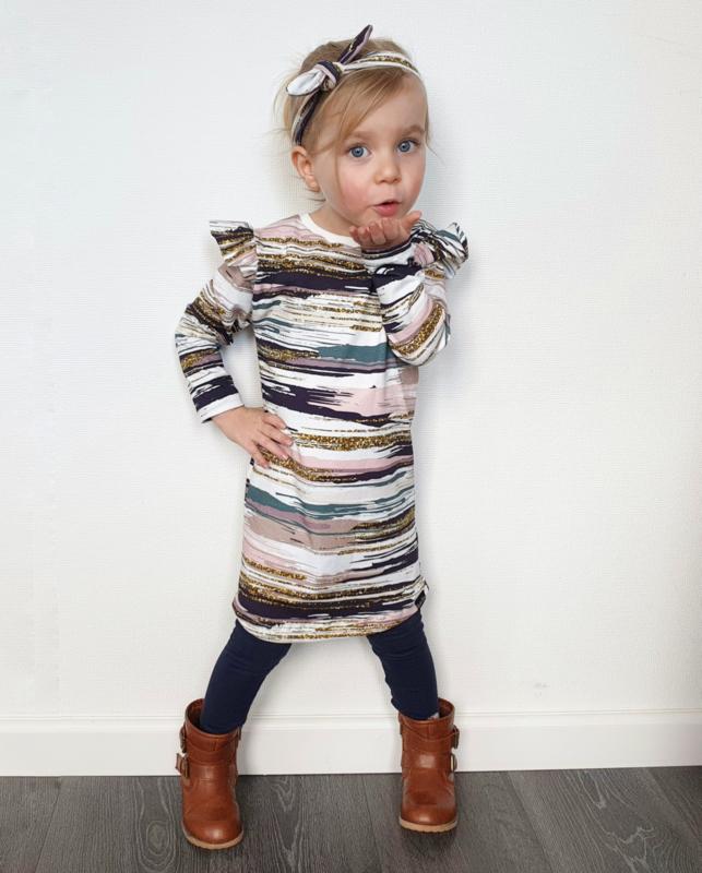 Fancy ruffle dress