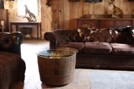 Binnentuin Tafel Whisky