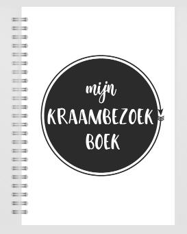 Mijn Kraambezoekboek