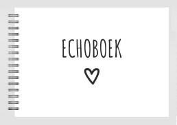 Echoboek