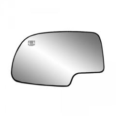 Spiegelglas Links 99-06 verwarmd met backing plate.