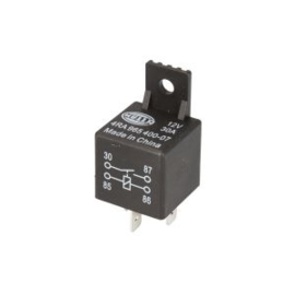 "Relay Hella ""AAN"" contact,   12 V,  4RA965400-001"