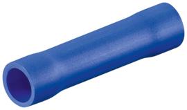10 STUKS BLAUW doorverbinder, tot 2.5 mm2