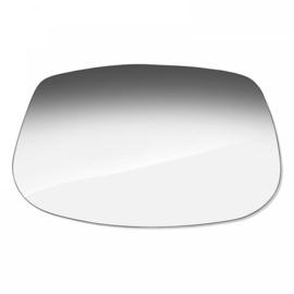 Spiegelglas Links Full size en midsize