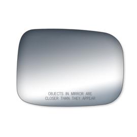 Spiegelglas Rechts met tekst PU 73-87 / Vans 78-96