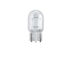 Steeklamp 21 W, 12 volt,  Model  T20d, lampvoet model W3x16d