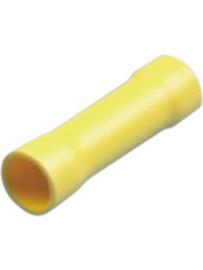 10 STUKS GEEL doorverbinder, tot 4 mm2