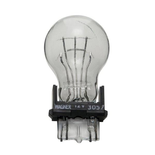 Amerikaanse lamp, steek fitting, nummer 3057, 3157, 12 v