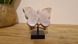 Roze Amethist vlinder