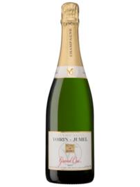 1 fles Champagne Grand Cru Blanc de Blancs