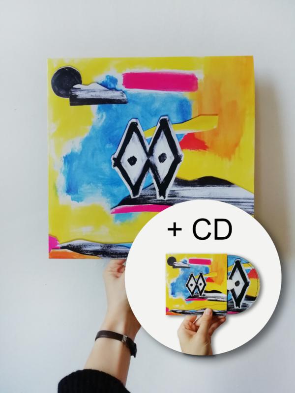 COMBI DEAL - VINYL + CD