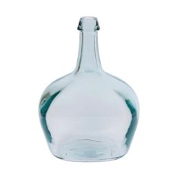 kruik 'garrafa victoria' helder 19x14x26cm