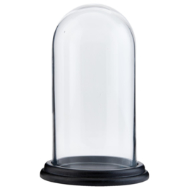 stolp | 21 cm | zwart