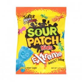 sour patch kids extreme bag