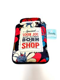 shopper born to shop