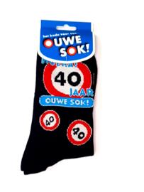 leeftijd sokken 40 jaar