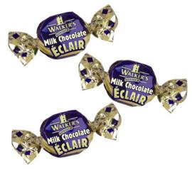 walkers chocolate eclair 100 gram