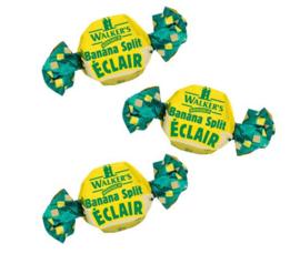 walkers banana split eclair 100 gram
