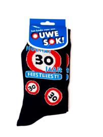 leeftijd sokken 30 jaar
