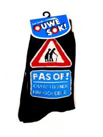 leeftijd sokken hang ouderen